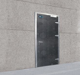 Fire proof Cold Room doors