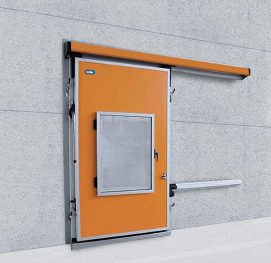 Puerta frigor fica corredera para atm sfera controlada qp - Burlete puerta corredera ...