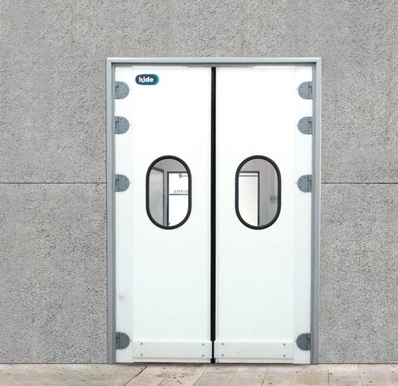 V15 vaiv n polietileno for Puertas para cocinas industriales