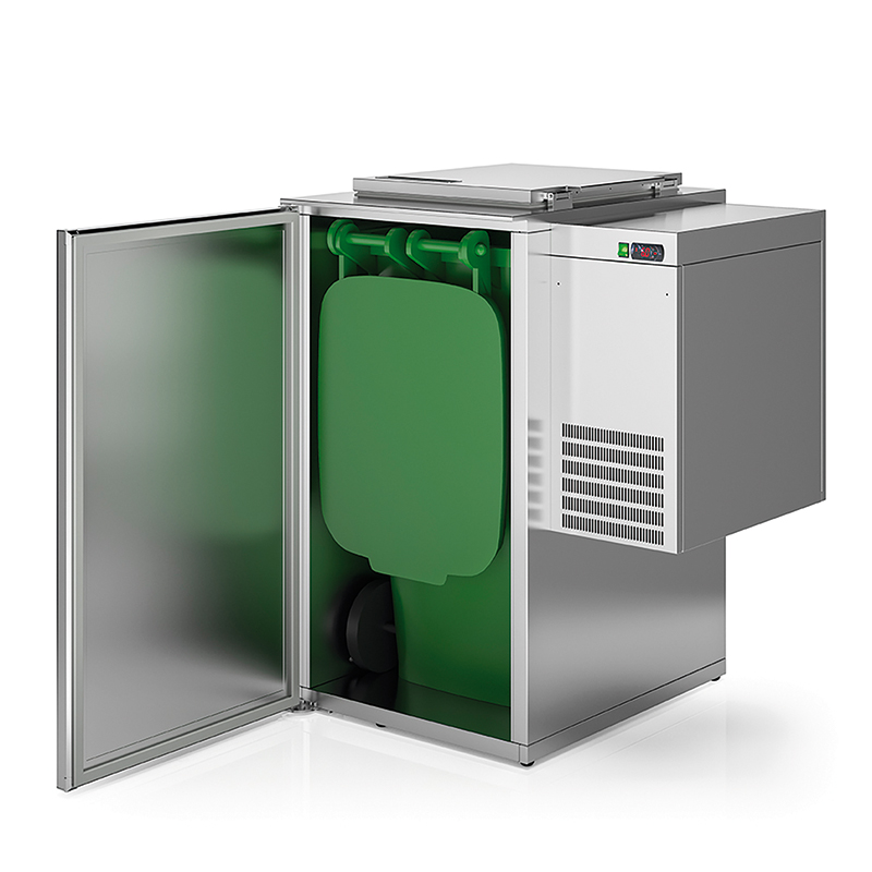 Refrigeradores de Residuos