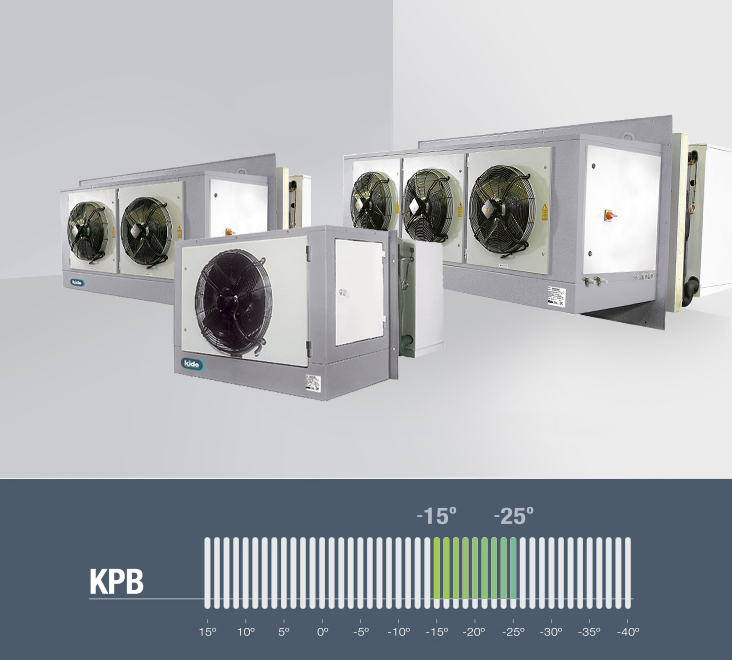 KPB Baixa Temperatura