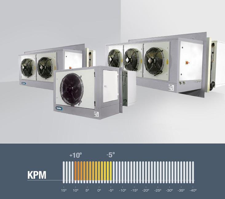 KPM Media Temperatura