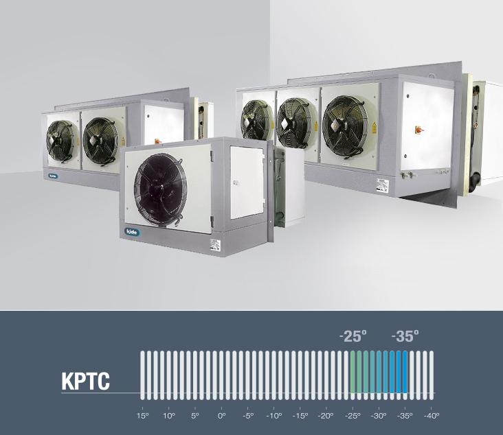 KPTC Túnel de Congelación
